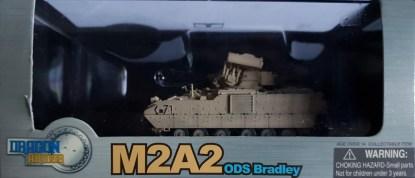 M2A2 ODS Bradley 1-41 Infantry 1st Armored Division Baghdad 2003 Dragon Armor 60033