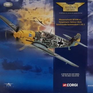 Corgi AA32102 Messerschmitt Bf109E