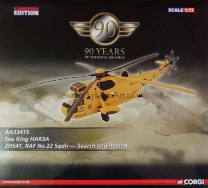 Corgi AA33415 Sea King HAR3A