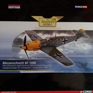 Corgi US32110 Messerschmitt Bf 109E