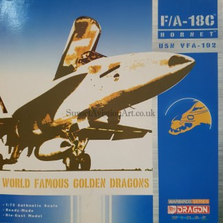 F/A - 18 C Hornet 50036 Dragon Wings