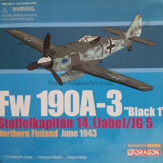 50054 Dragon Wings FW 190A-3