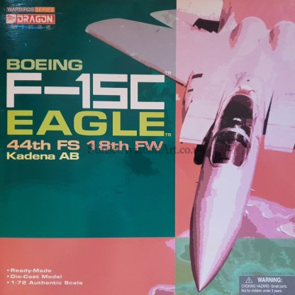 50106 Dragon Wings F-15C