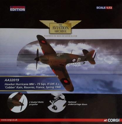 Corgi AA32019 Hawker Hurricane