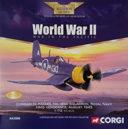 Corgi AA33006 Corsair