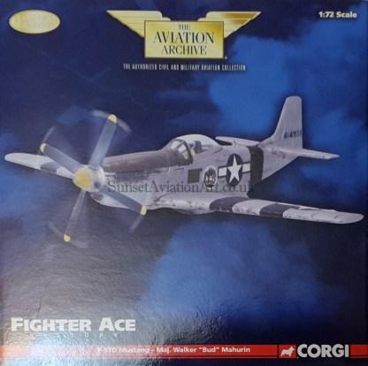 Corgi US3221 P-51D Mustang