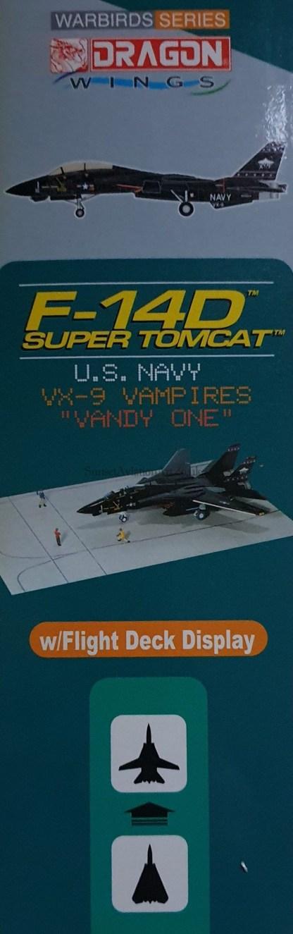 ITEM NO.50301 F-14D Super Tomcat spec