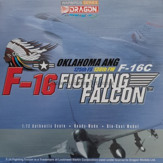 50032 Dragon Wings F-16