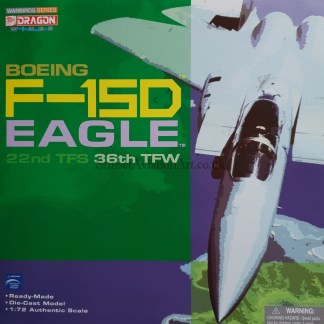 50146 Dragon Wings F-15D
