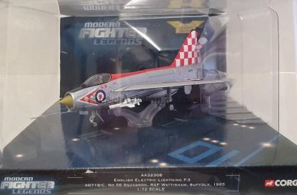 English Electric Lightning F.3 Corgi AA32308