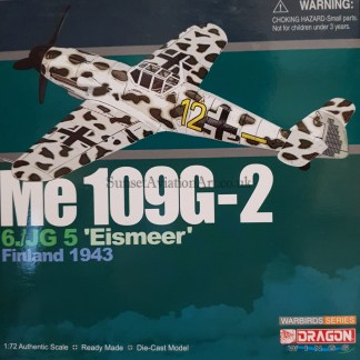 50069 Dragon Wings Me 109G-2