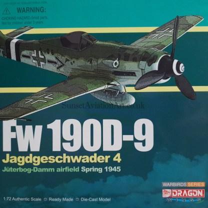 50080 Dragon Wings Fw190D-9