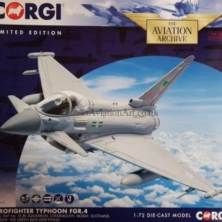 Corgi AA36410 Eurofighter Typhoon FGR.4