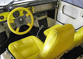 1973 2-Door Acapulco VW Thing