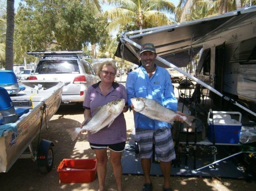 Fishing in Karumba