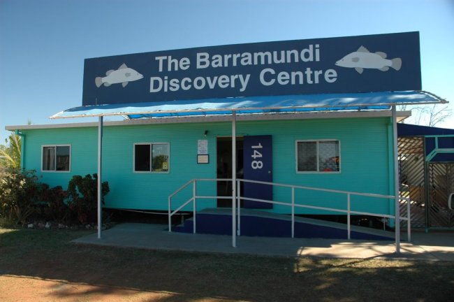 Barramundi Discovery Center