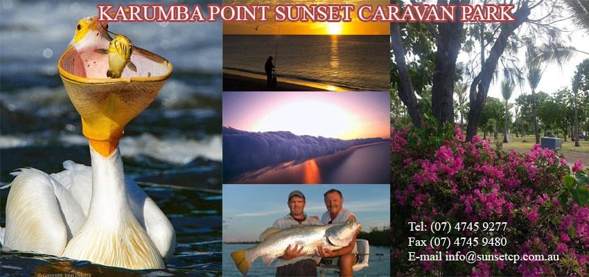 Karumba Point Sunset Caravan Park Tourist Attraction