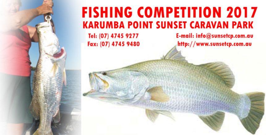 Karumba Point Sunset Caravan Park Fishing Competition 2017