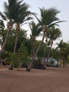 Karumba Point Sunset Caravan Park Beautiful Park View