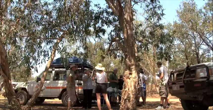 Savannah Way Convoy Australia