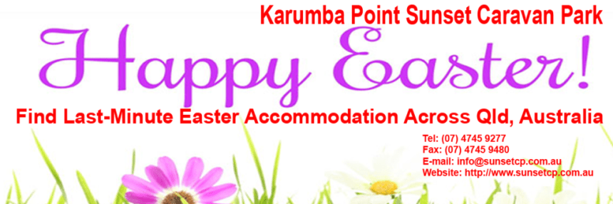 Easter Holidays Karumba Point Sunset Caravan Park Villas Cabins Booking QLD