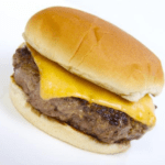 Sunset Cheesey Burger