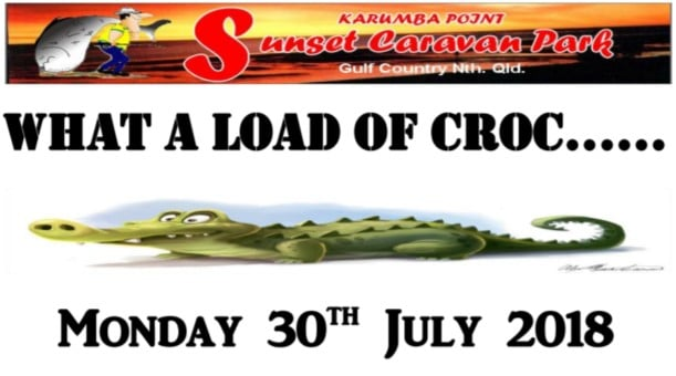 What a Load of Croc 30-07-2018