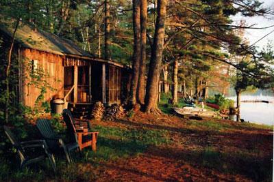 Sunset Lodge Damariscotta Lake Maine Vacation Rental