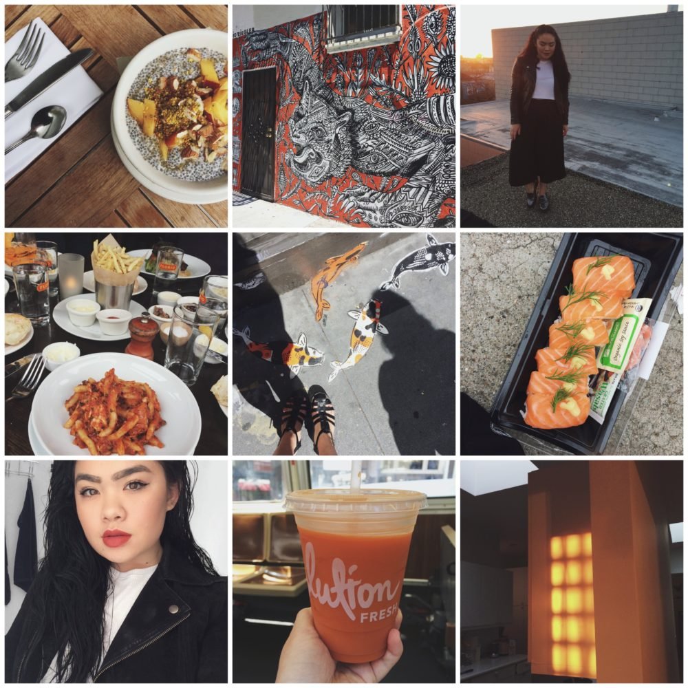Fashion Soup for the Sartorial Soul: Saturated Summer #5 (Orange)