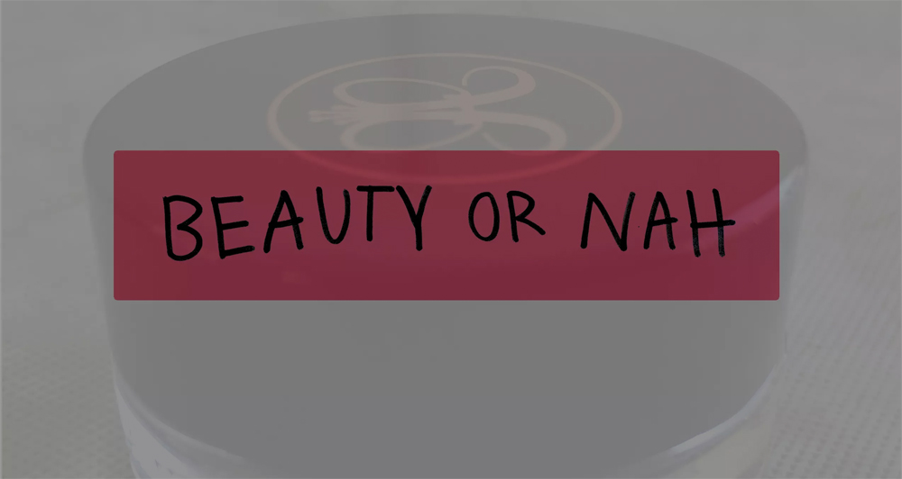 Beauty or Nah: Anastasia Beverly Hills Dipbrow Pomade