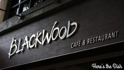 Here's the Dish: Blackwood