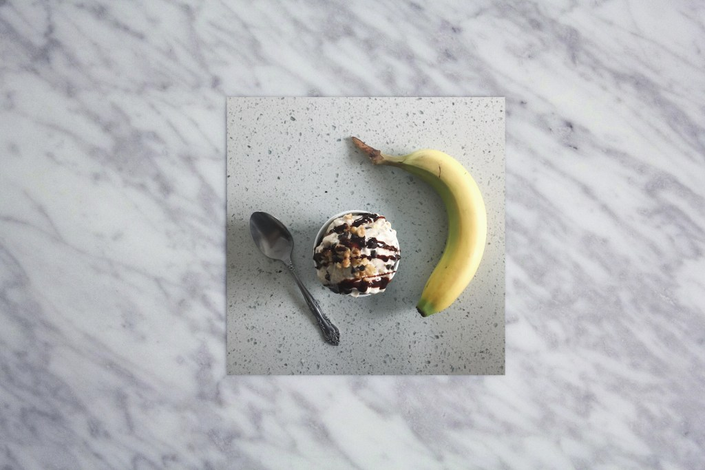 Earth to Belle: Five-Minute Chunky Monkey Ice Cream