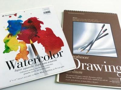 Heart-to-Art: Sketchbook Tours 2011-2012