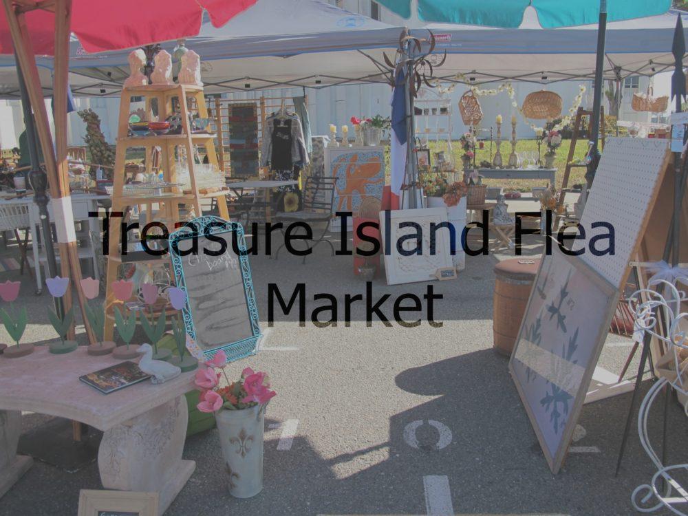 Thrifty Business: Treasure Island Flea Market
