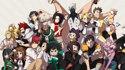 Alfreddo's Anime Corner: My Hero Academia