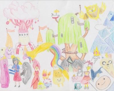 Unseen Light: Adventure Time