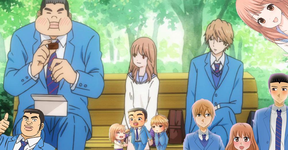 Alfreddo's Anime Corner: My Love Story!!
