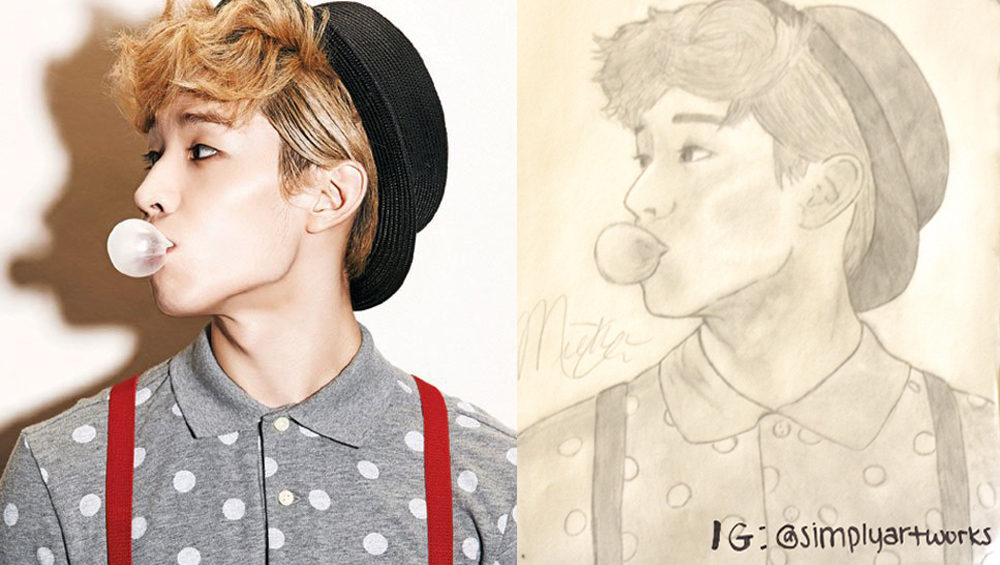 No Monet: Henry Lau
