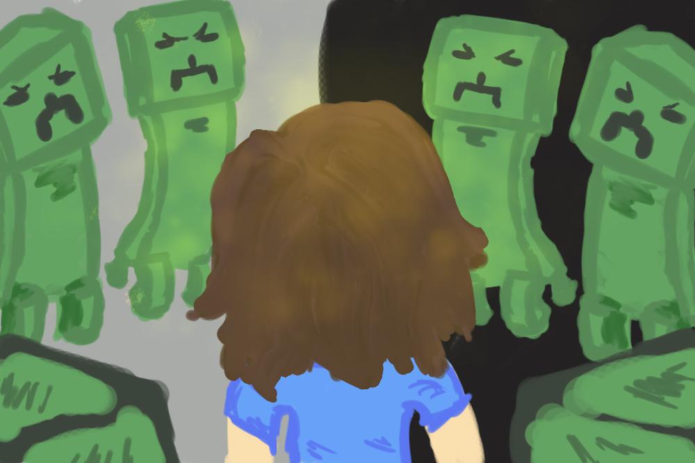 BedRock IQ: Creeper Encounter