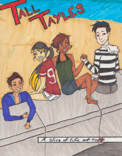 Tall Tayles: Cover Page
