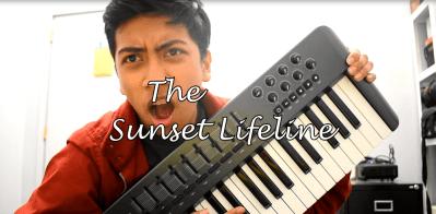 The Sunset Lifeline: Outspoken Awkwardness [The Intro]