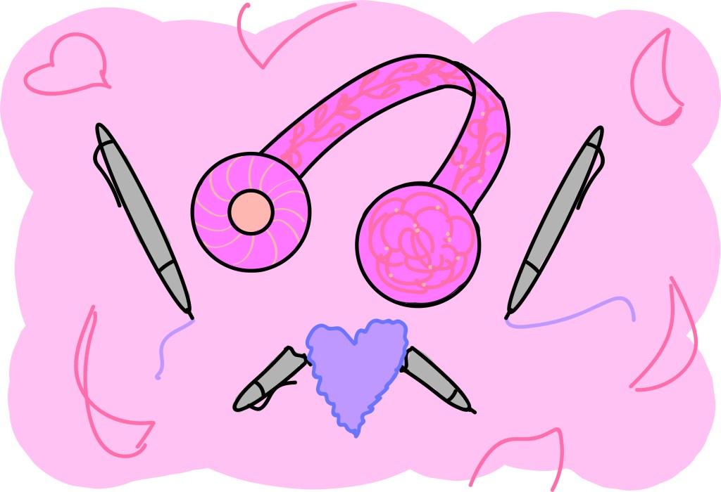 Pens + Headsets: Cliché