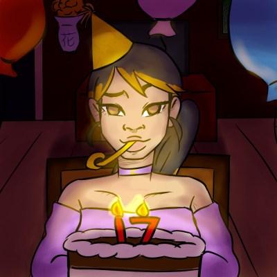 Tall Tayles: Birthdays