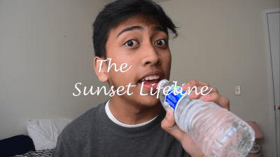 The Sunset Lifeline: Real Friends? [Flakers]