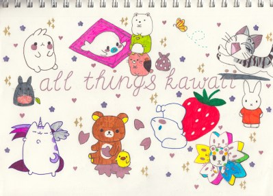 real cute: all things kawaii