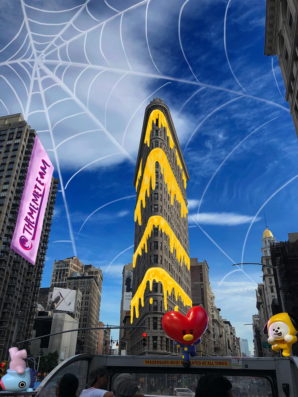 Redesigning Metropolis: The Big Apple
