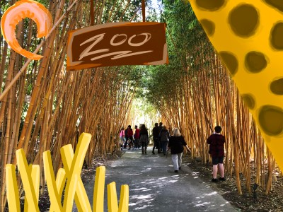 Redesigning Metropolis: The Zoo