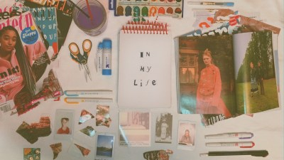 Cut & Paste: In My Life