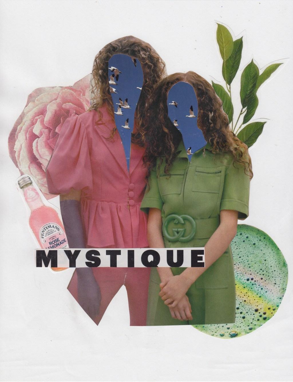 Cut & Paste: Mystique
