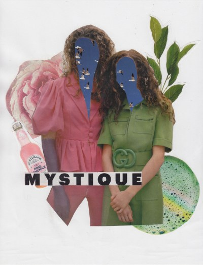 Cut & Paste: Mystique